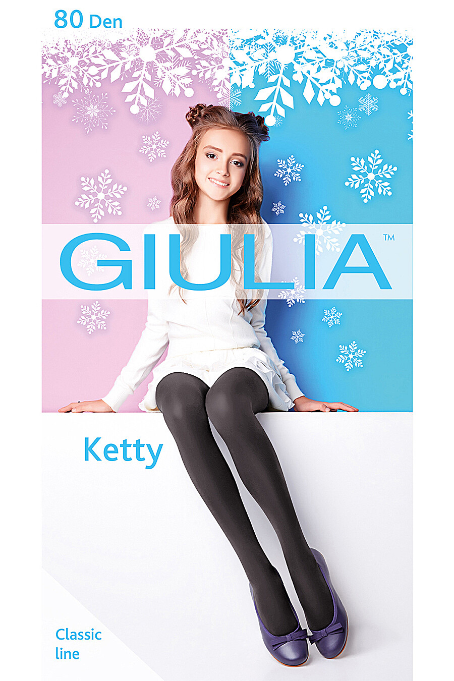 Колготки GIULIA (111178), купить в Optmoyo.ru