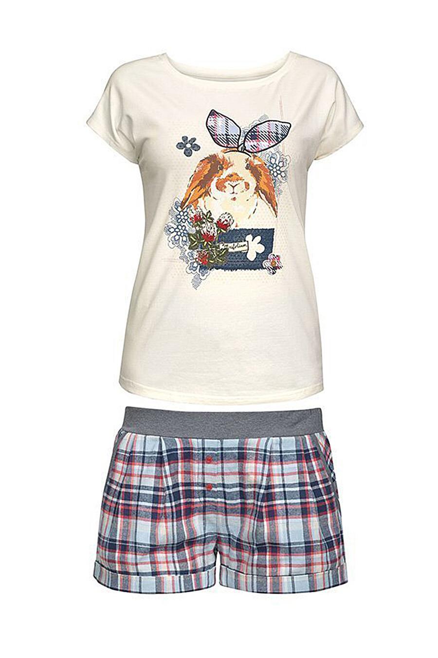 Пижама (Шорты+Футболка) PELICAN (111426), купить в Optmoyo.ru