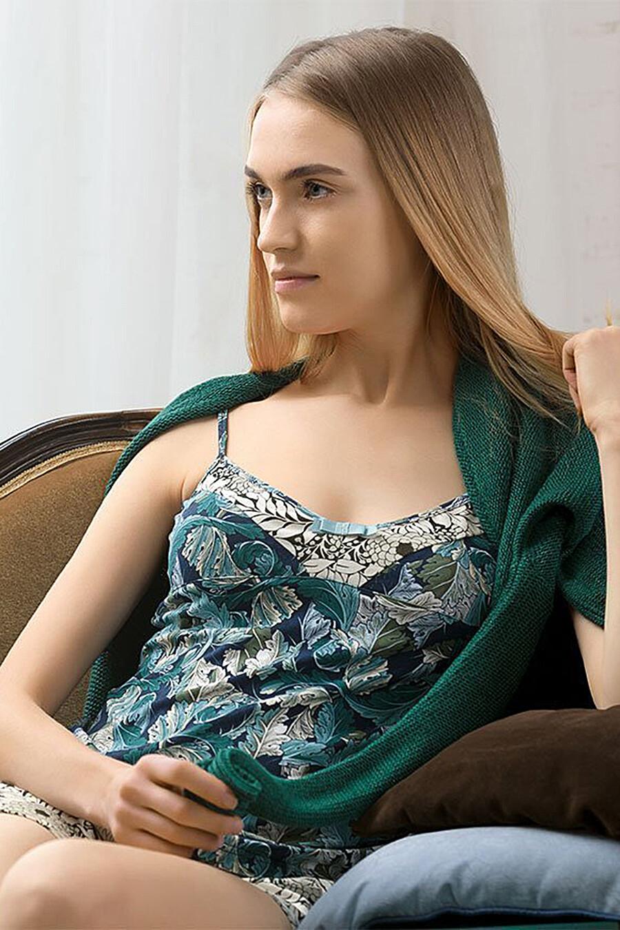 Пижама (Майка+Шорты) PELICAN (111447), купить в Optmoyo.ru