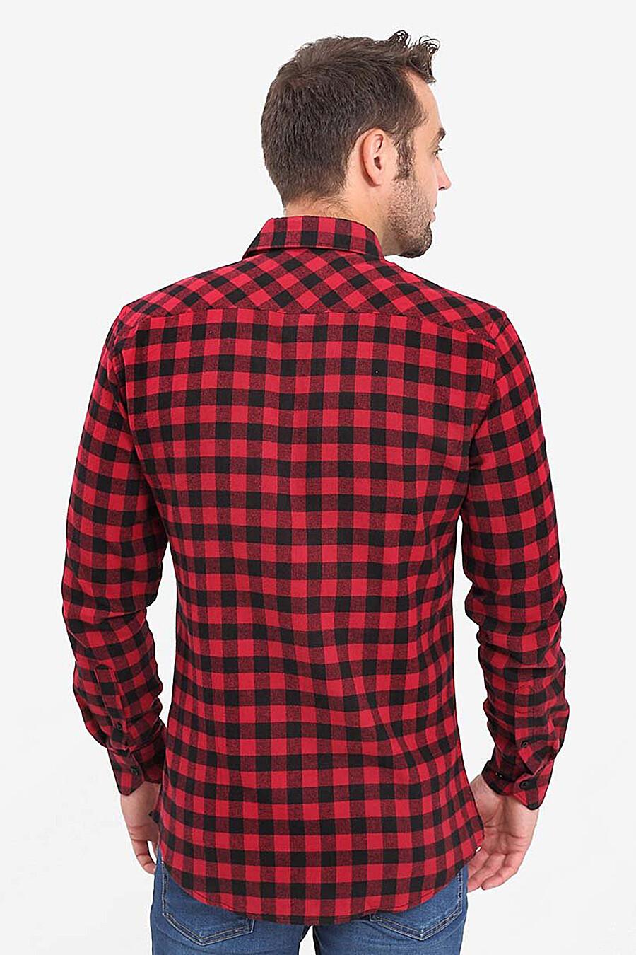 Рубашка для мужчин F5 116265 купить оптом от производителя. Совместная покупка мужской одежды в OptMoyo