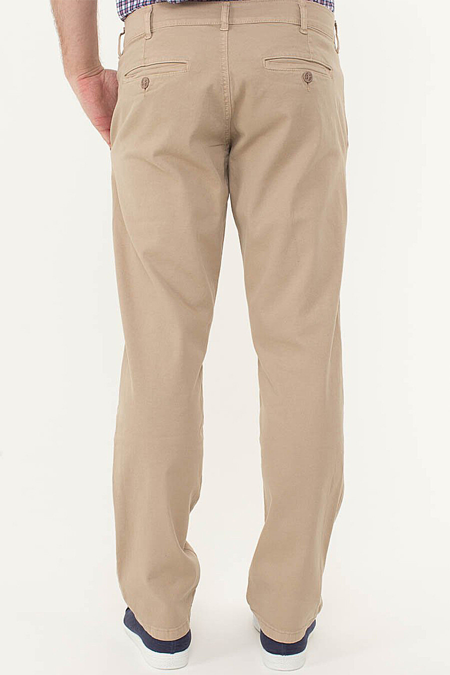 Брюки для мужчин F5 116478 купить оптом от производителя. Совместная покупка мужской одежды в OptMoyo