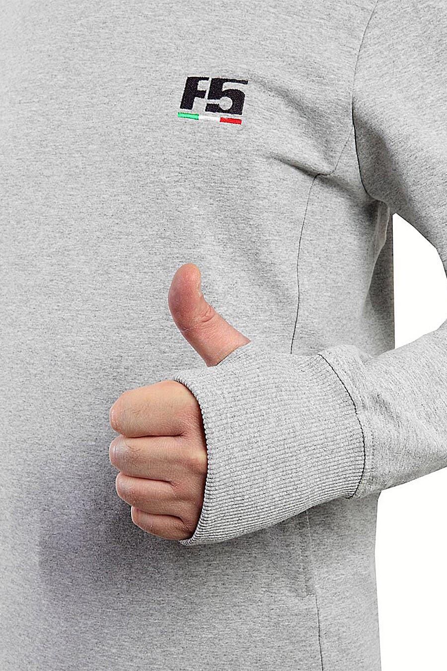 Толстовка для мужчин F5 116496 купить оптом от производителя. Совместная покупка мужской одежды в OptMoyo