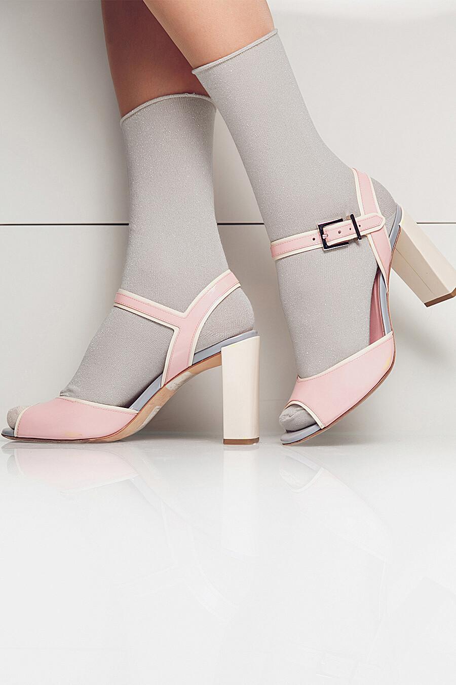 Носки для женщин GIULIA 116639 купить оптом от производителя. Совместная покупка женской одежды в OptMoyo