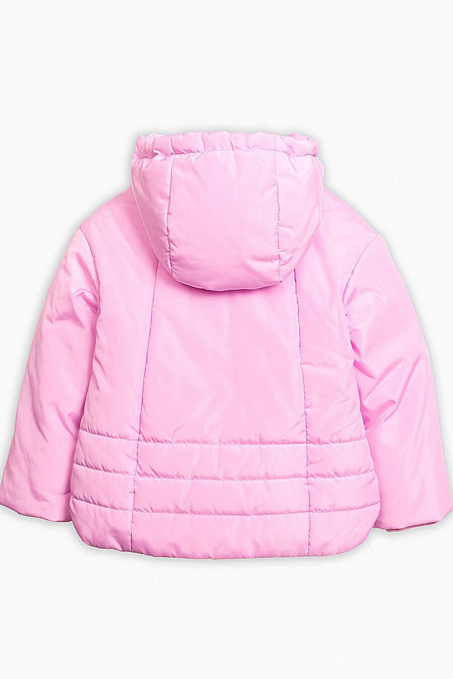 Куртка для девочек PELICAN 116925 купить оптом от производителя. Совместная покупка детской одежды в OptMoyo