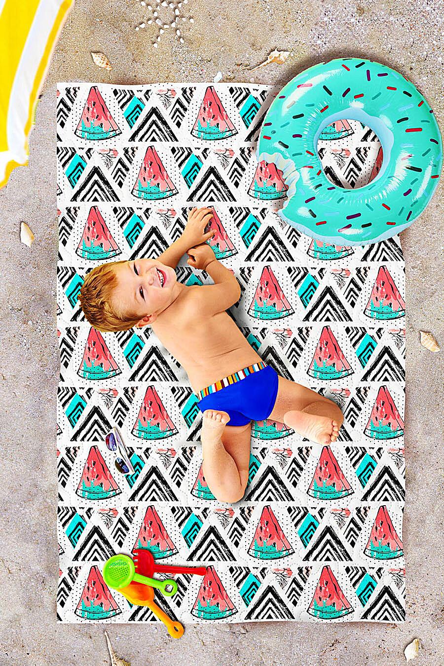 Пляжное покрывало для дома ART HOME TEXTILE 118011 купить оптом от производителя. Совместная покупка товаров для дома в OptMoyo