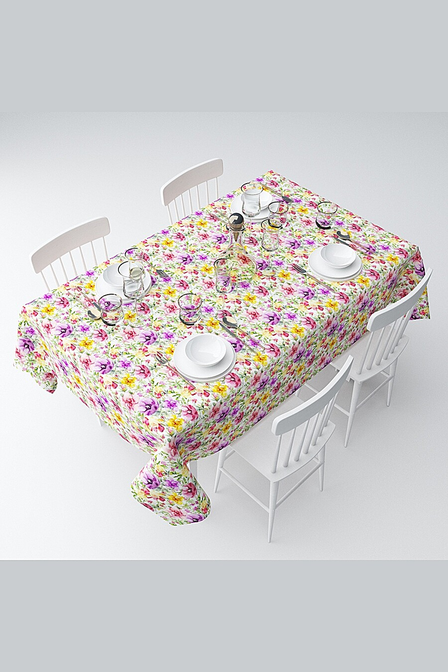 Скатерть с пропиткой для дома ART HOME TEXTILE 121196 купить оптом от производителя. Совместная покупка товаров для дома в OptMoyo