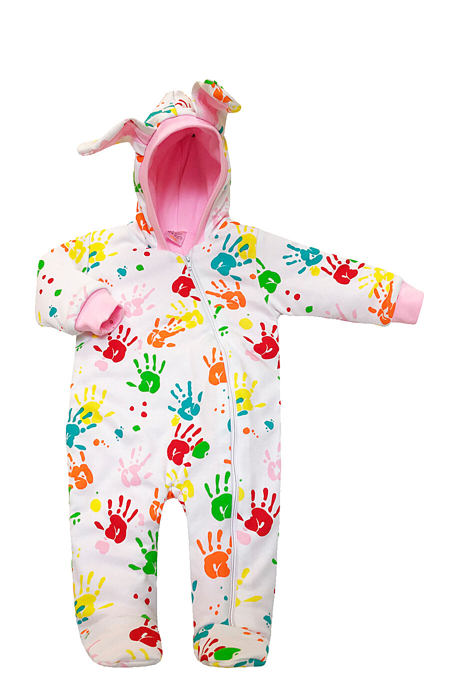 Комбинезон для девочек КОТМАРКОТ 123978 купить оптом от производителя. Совместная покупка детской одежды в OptMoyo