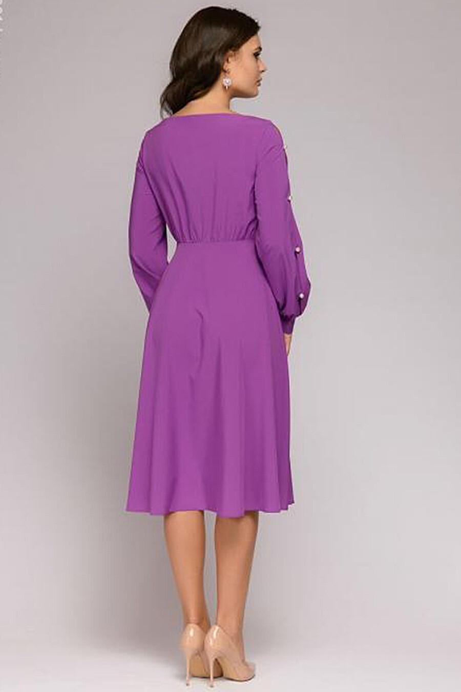 Платье для женщин 1001 DRESS 130554 купить оптом от производителя. Совместная покупка женской одежды в OptMoyo