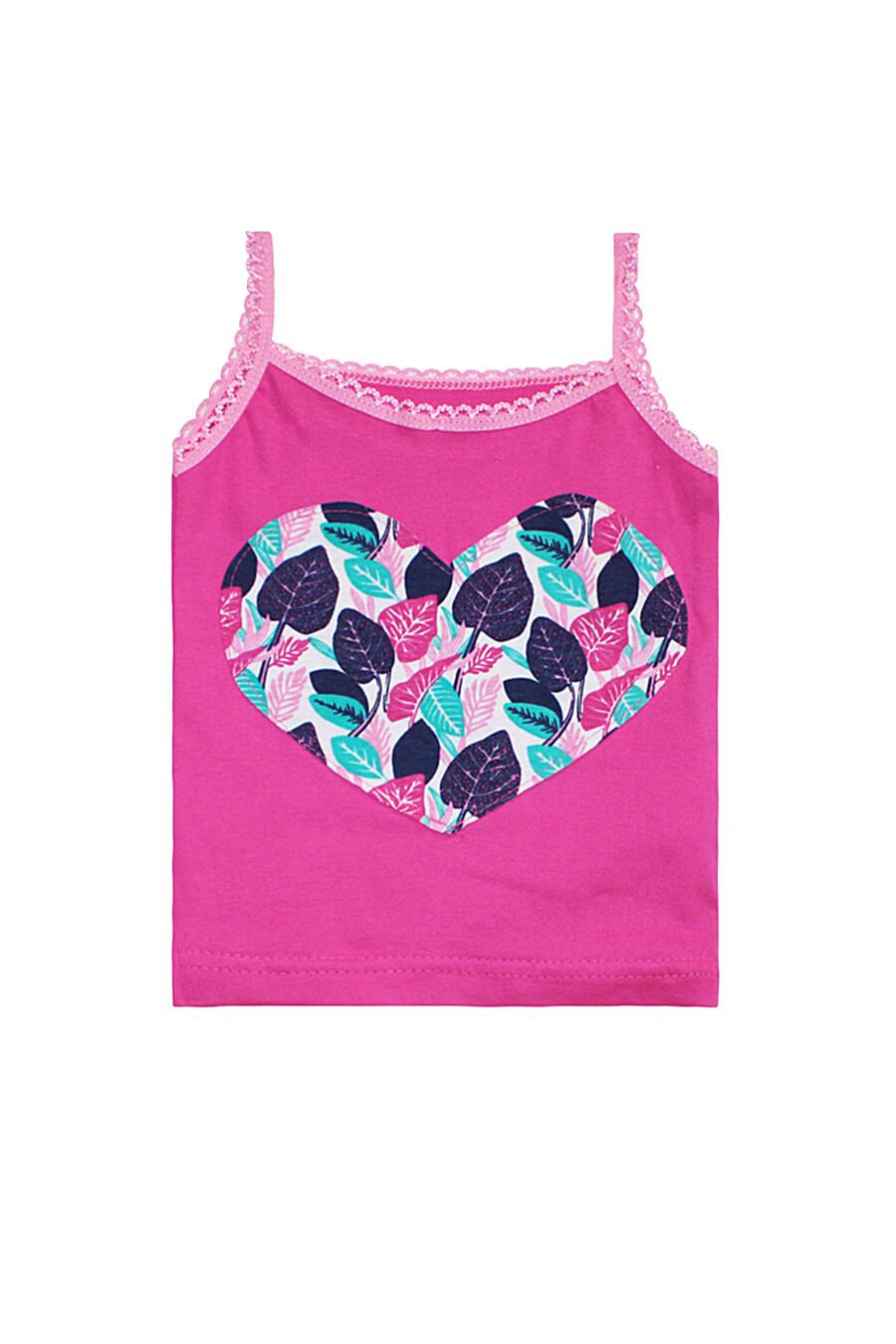 Майка для девочек КОТМАРКОТ 130830 купить оптом от производителя. Совместная покупка детской одежды в OptMoyo