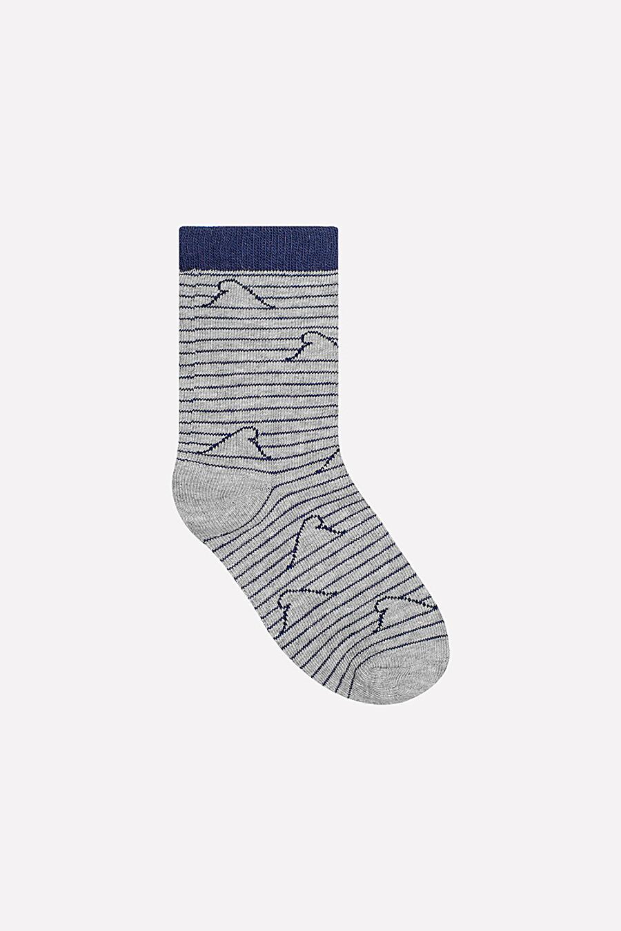 Носки для мальчиков CROCKID 130880 купить оптом от производителя. Совместная покупка детской одежды в OptMoyo