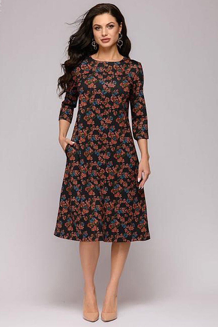 Платье 1001 DRESS (130918), купить в Optmoyo.ru