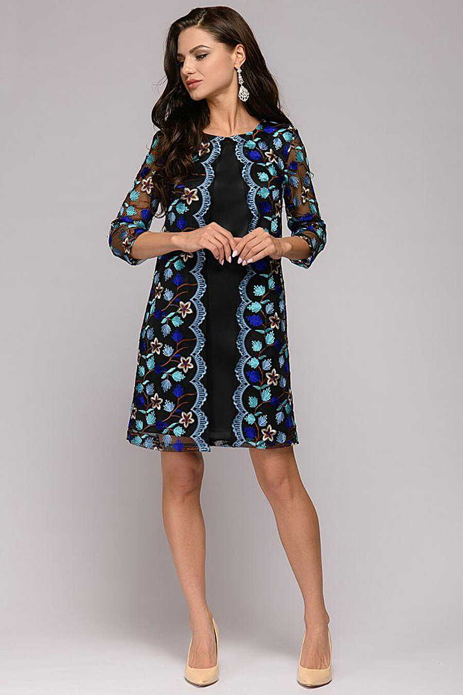 Платье 1001 DRESS (130980), купить в Optmoyo.ru