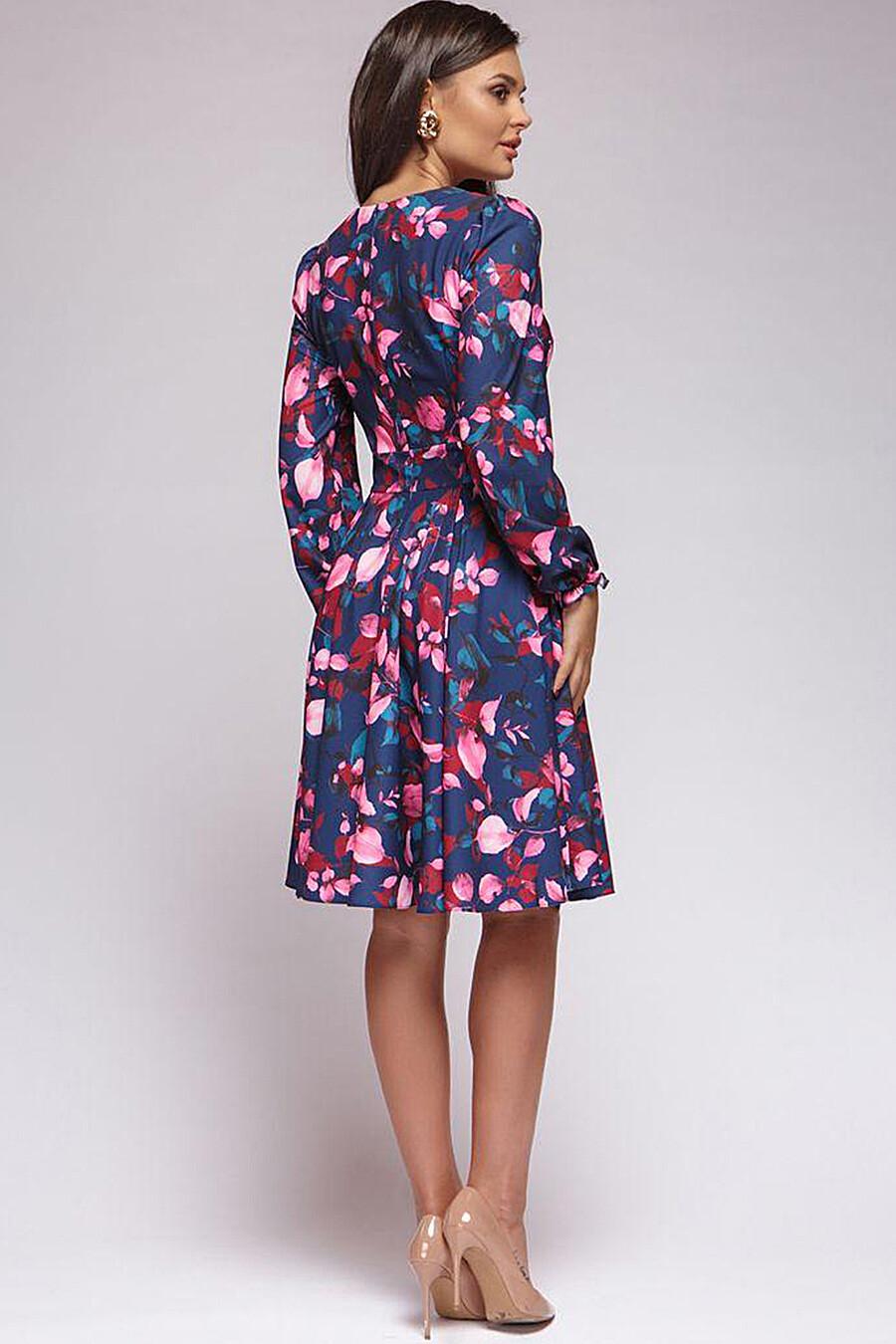 Платье 1001 DRESS (131022), купить в Optmoyo.ru