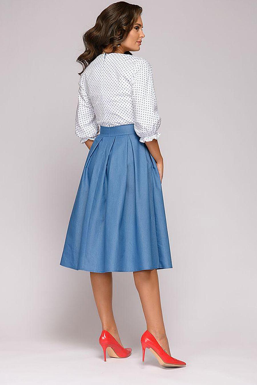 Платье для женщин 1001 DRESS 131051 купить оптом от производителя. Совместная покупка женской одежды в OptMoyo