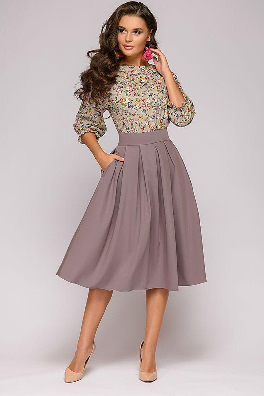 Платье 1001 DRESS (131052), купить в Optmoyo.ru