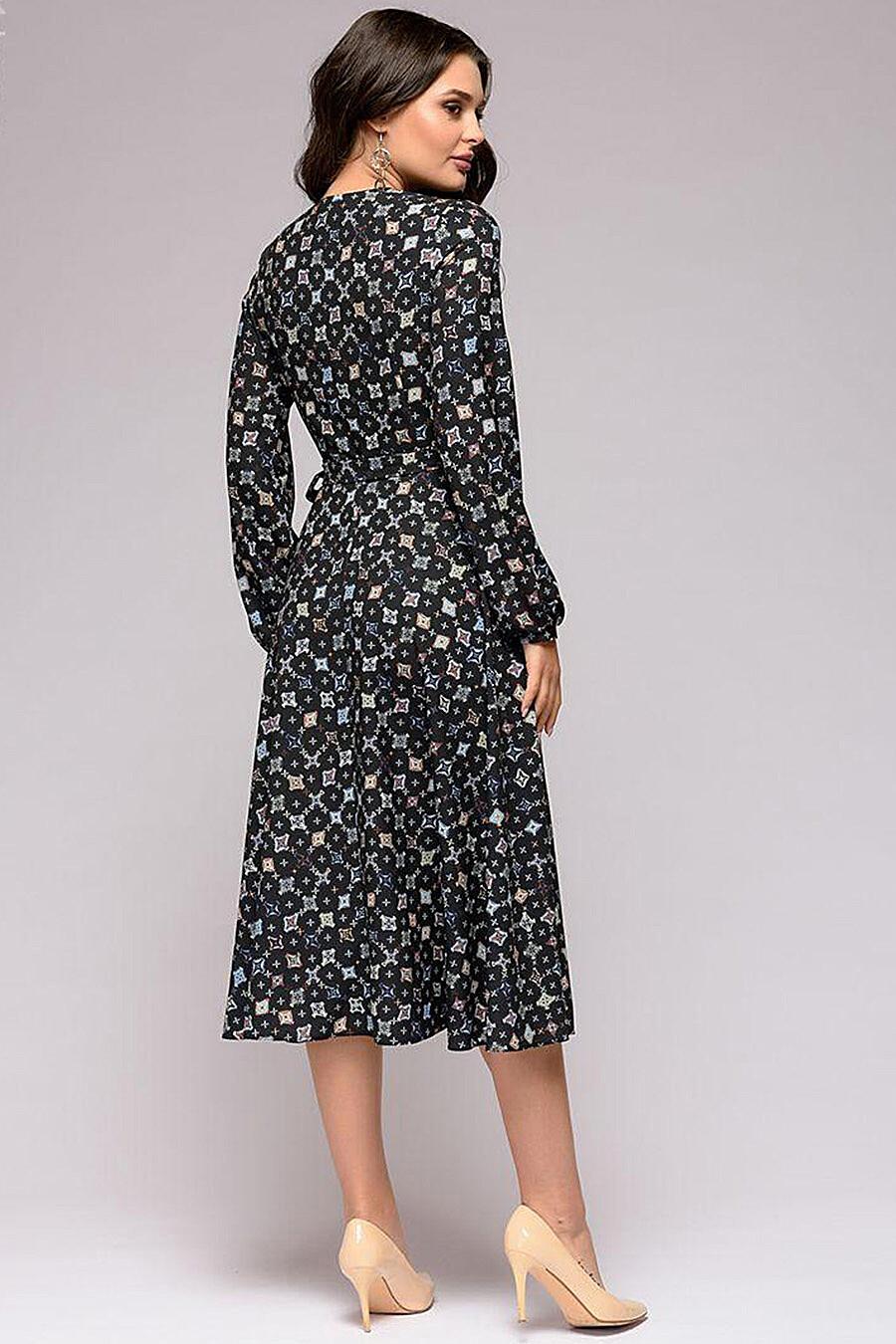 Платье для женщин 1001 DRESS 131236 купить оптом от производителя. Совместная покупка женской одежды в OptMoyo