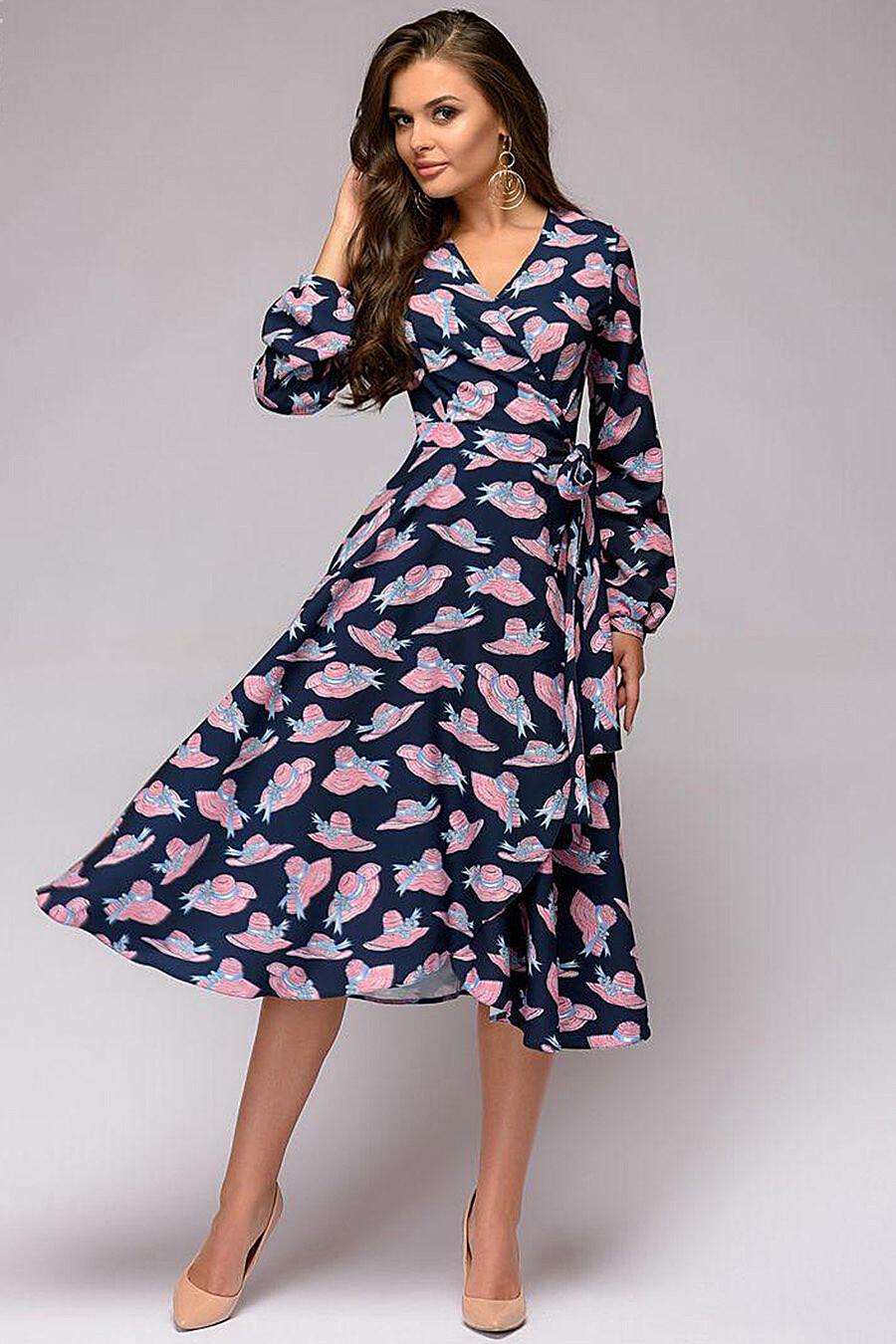 Платье 1001 DRESS (131248), купить в Optmoyo.ru