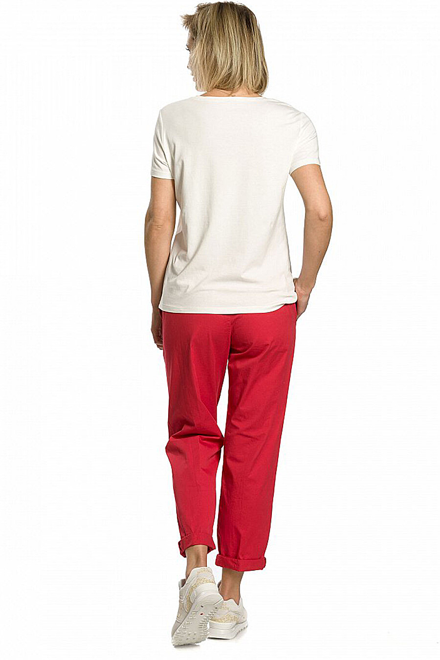 Брюки для женщин PELICAN 131315 купить оптом от производителя. Совместная покупка женской одежды в OptMoyo