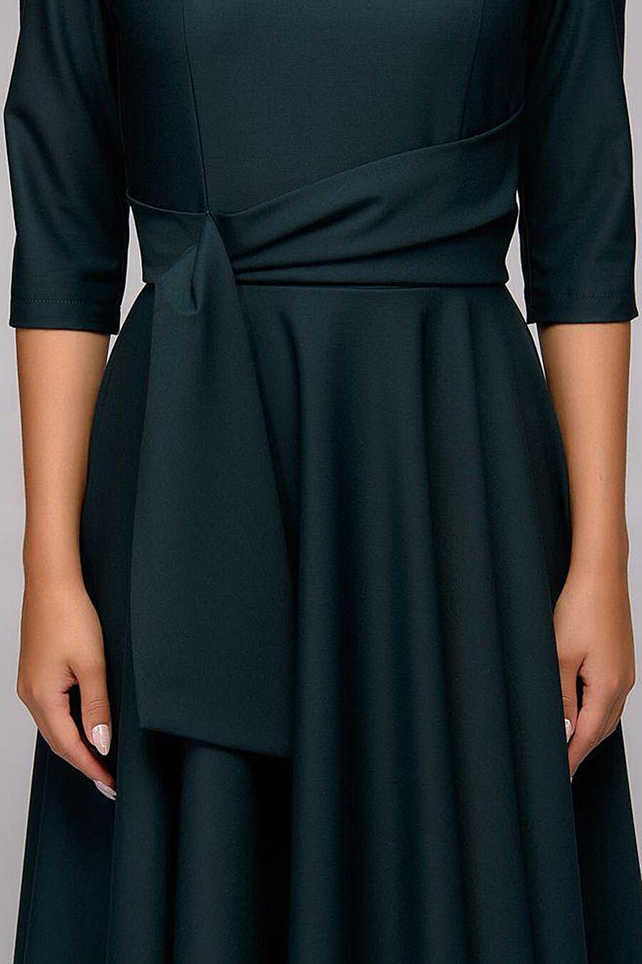Платье для женщин 1001 DRESS 131474 купить оптом от производителя. Совместная покупка женской одежды в OptMoyo