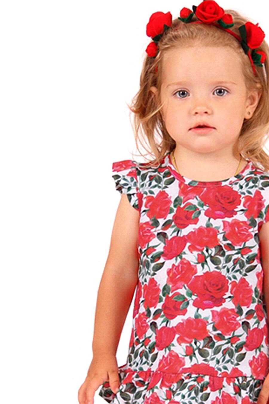 Джемпер для девочек Archi 131573 купить оптом от производителя. Совместная покупка детской одежды в OptMoyo