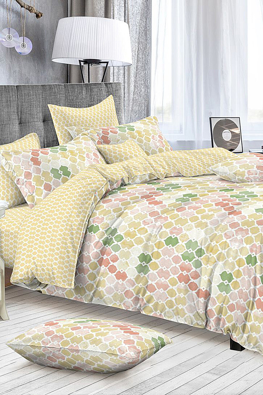 Комплект постельного белья AMORE MIO (135041), купить в Moyo.moda
