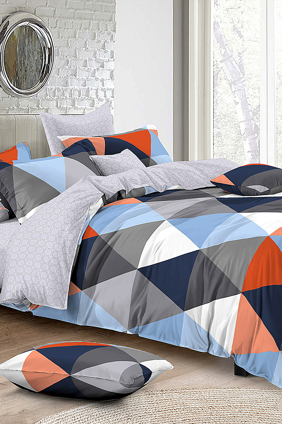 Комплект постельного белья AMORE MIO (135157), купить в Moyo.moda