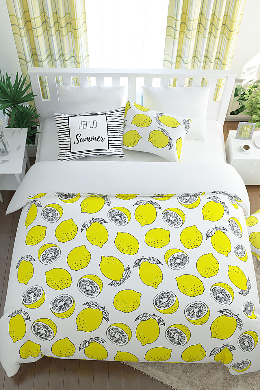 Постельное белье односторонне ART HOME TEXTILE (139943), купить в Optmoyo.ru