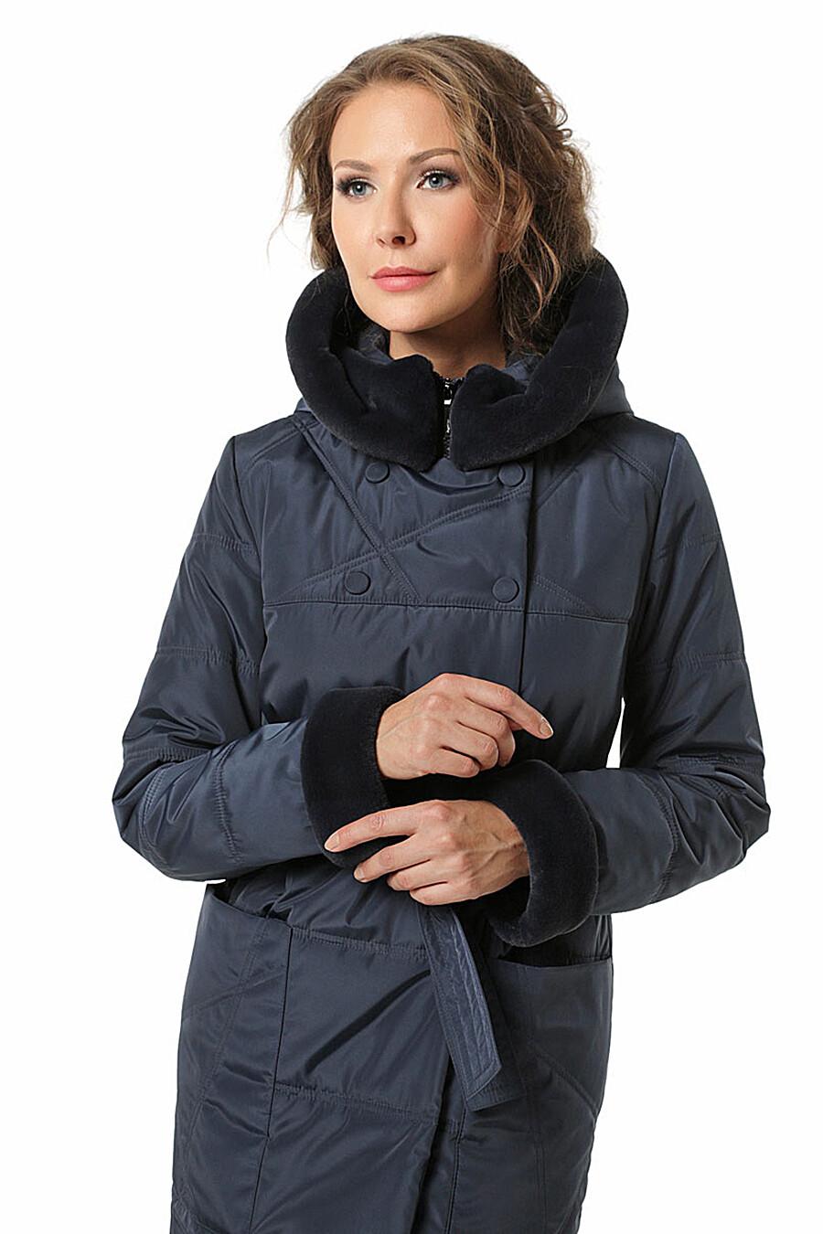 Пальто DIWAY (140036), купить в Optmoyo.ru