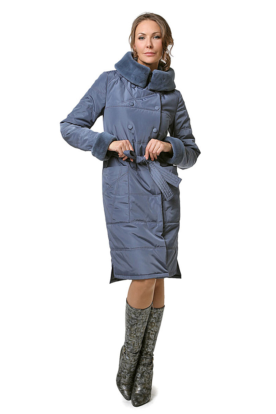Пальто DIWAY (140038), купить в Optmoyo.ru