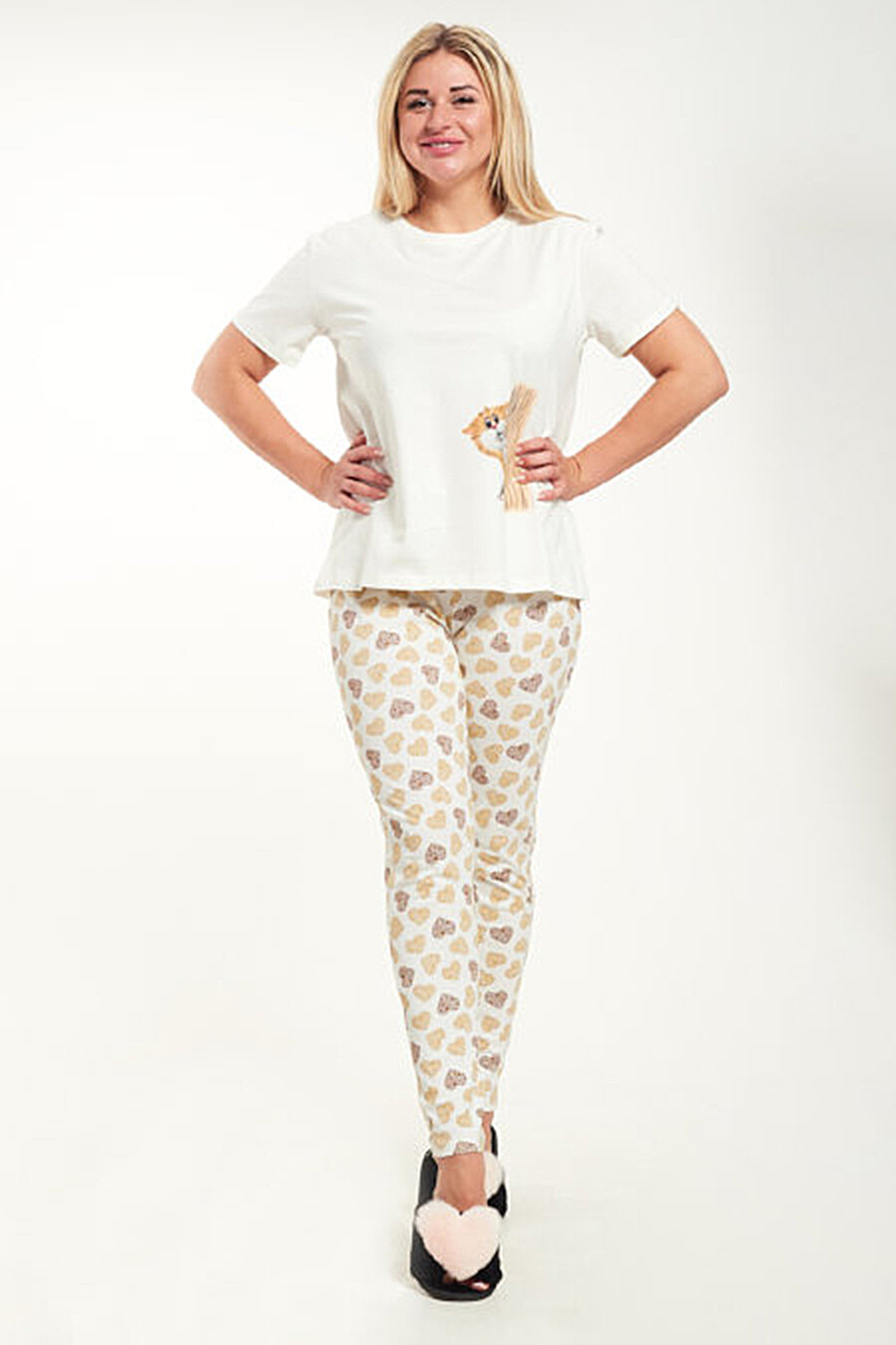 Пижама ALTEX (144365), купить в Optmoyo.ru