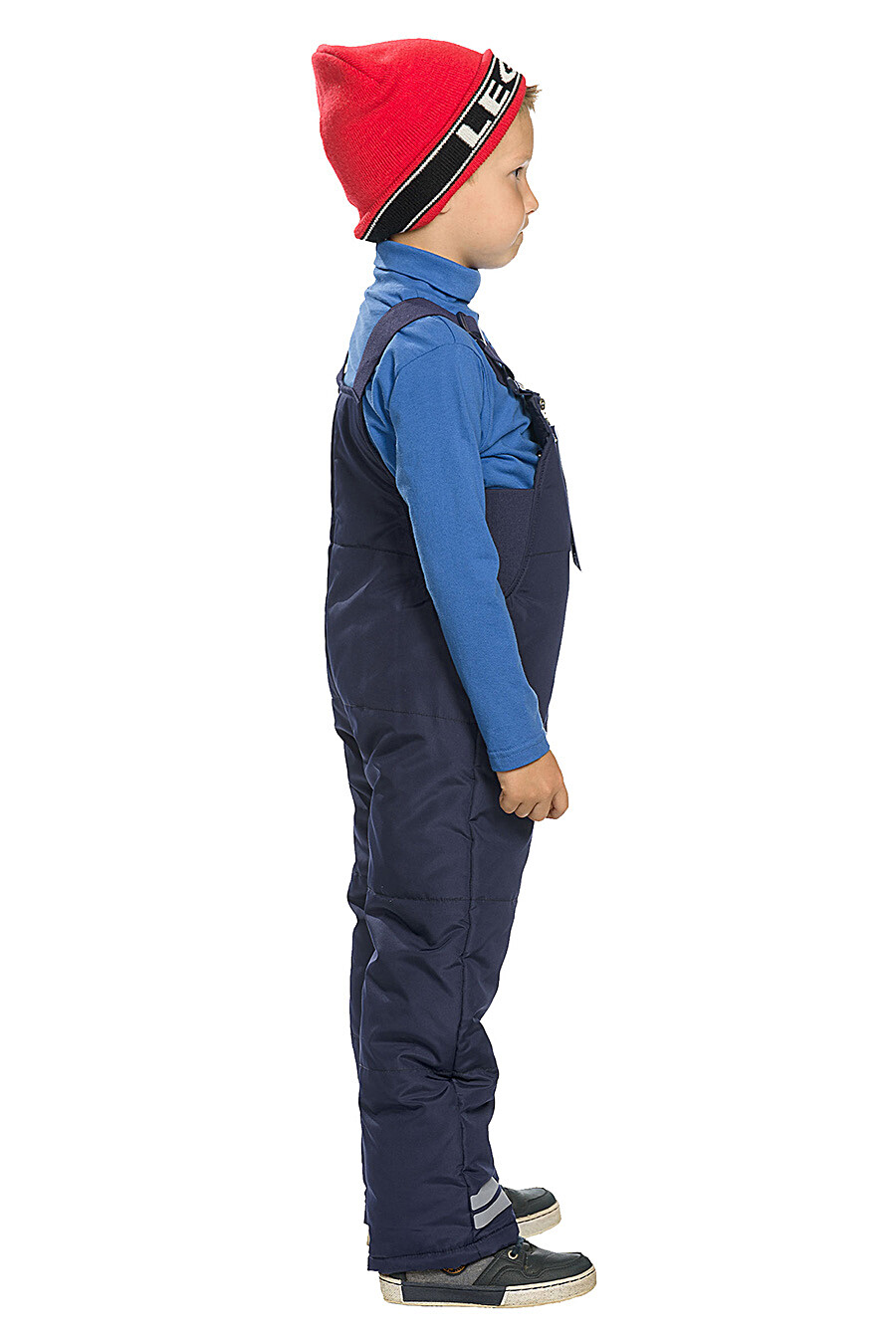 Полукомбинезон для мальчиков PELICAN 146135 купить оптом от производителя. Совместная покупка детской одежды в OptMoyo