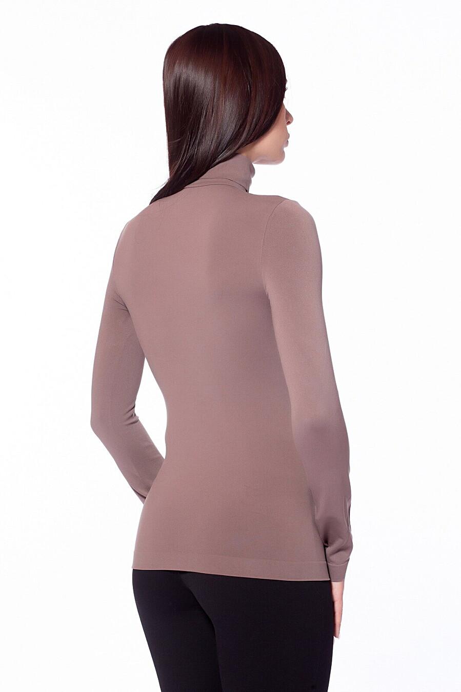 Водолазка для женщин GIULIA 146590 купить оптом от производителя. Совместная покупка женской одежды в OptMoyo