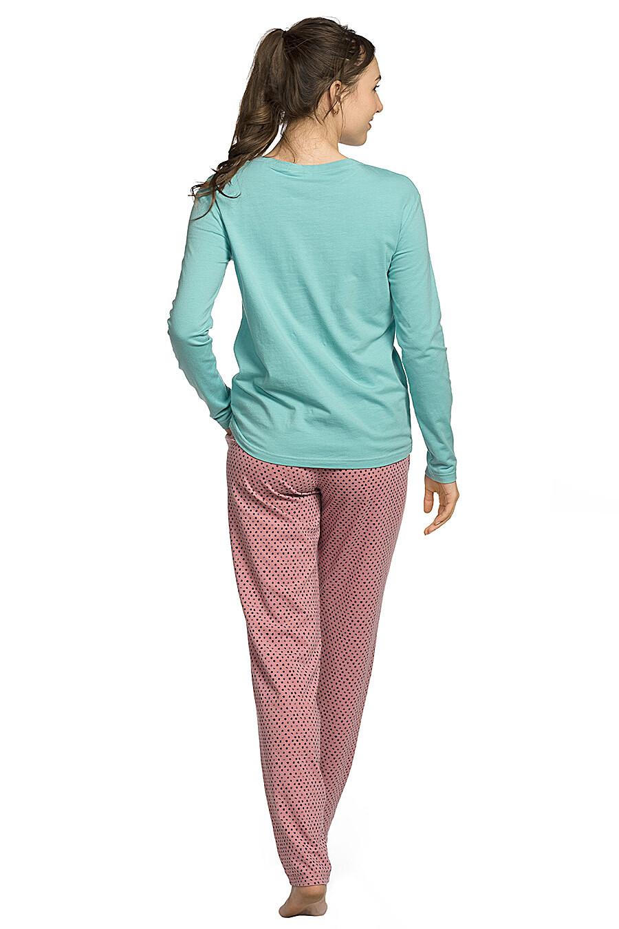 Копмлект (Брюки+Джемпер) для женщин PELICAN 146639 купить оптом от производителя. Совместная покупка женской одежды в OptMoyo