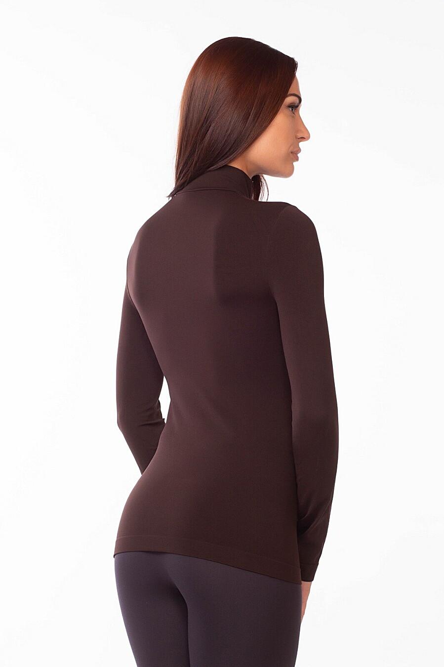 Водолазка для женщин GIULIA 146680 купить оптом от производителя. Совместная покупка женской одежды в OptMoyo