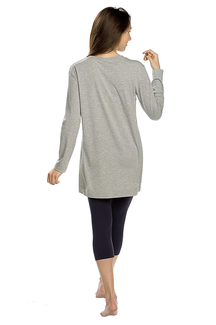 Комплект (Легинсы+Туника) для женщин PELICAN 146690 купить оптом от производителя. Совместная покупка женской одежды в OptMoyo