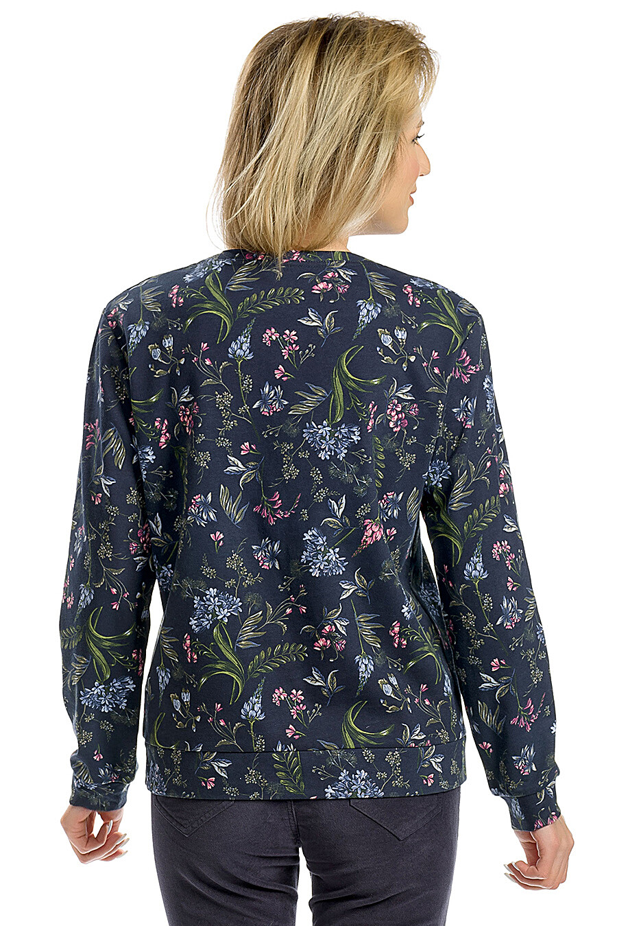 Толстовка для женщин PELICAN 146716 купить оптом от производителя. Совместная покупка женской одежды в OptMoyo