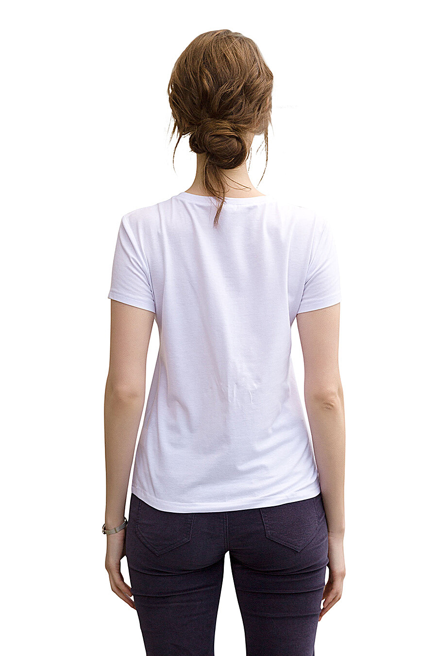 Футболка для женщин PELICAN 146732 купить оптом от производителя. Совместная покупка женской одежды в OptMoyo