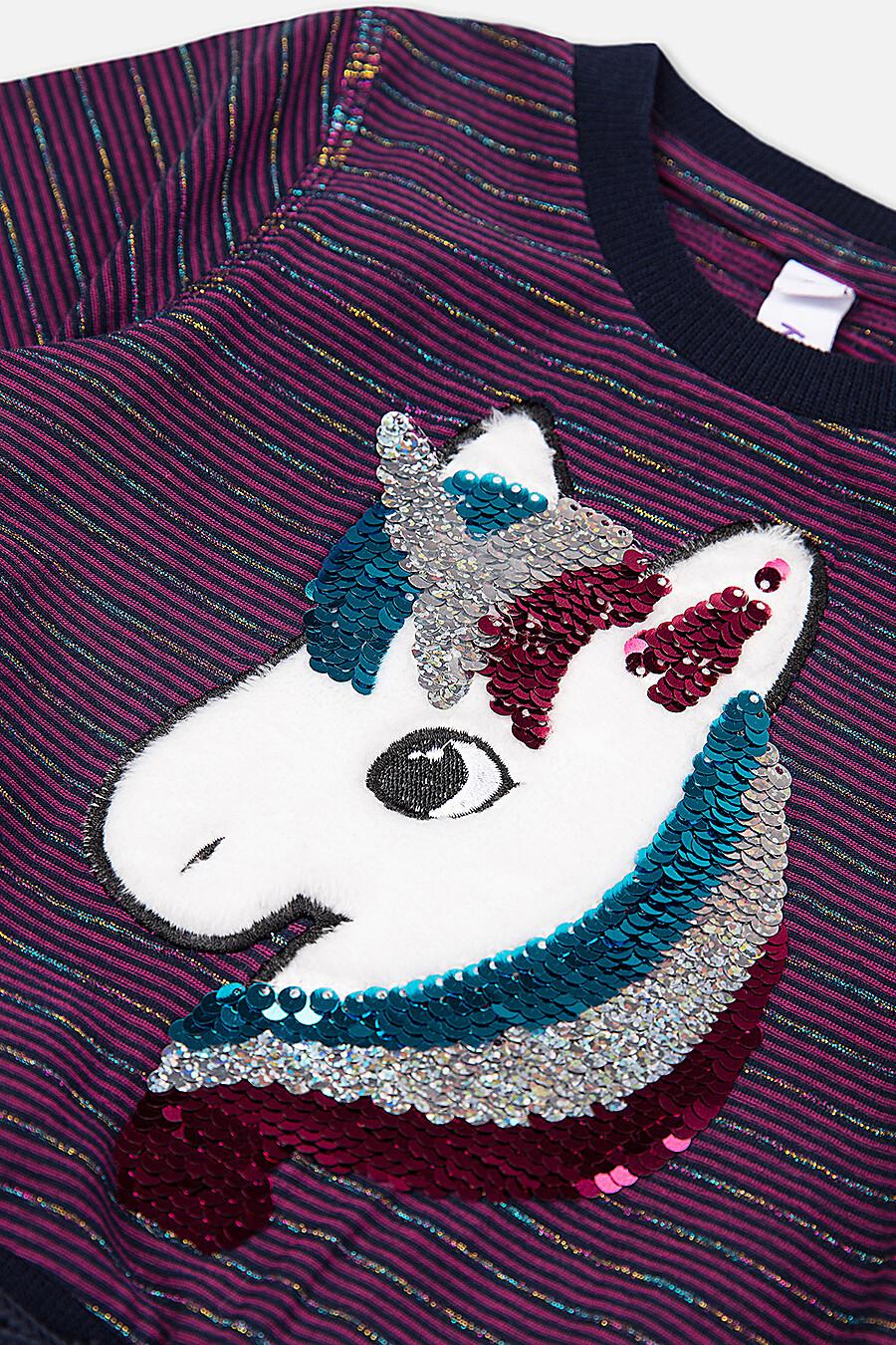 Платье для девочек PLAYTODAY 147427 купить оптом от производителя. Совместная покупка детской одежды в OptMoyo