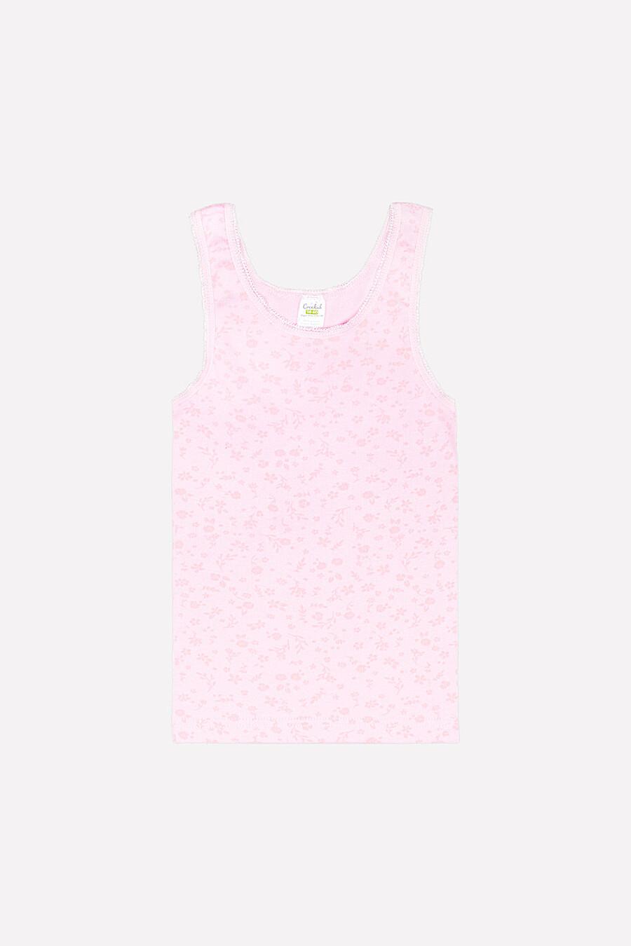 Майка для девочек CROCKID 147442 купить оптом от производителя. Совместная покупка детской одежды в OptMoyo