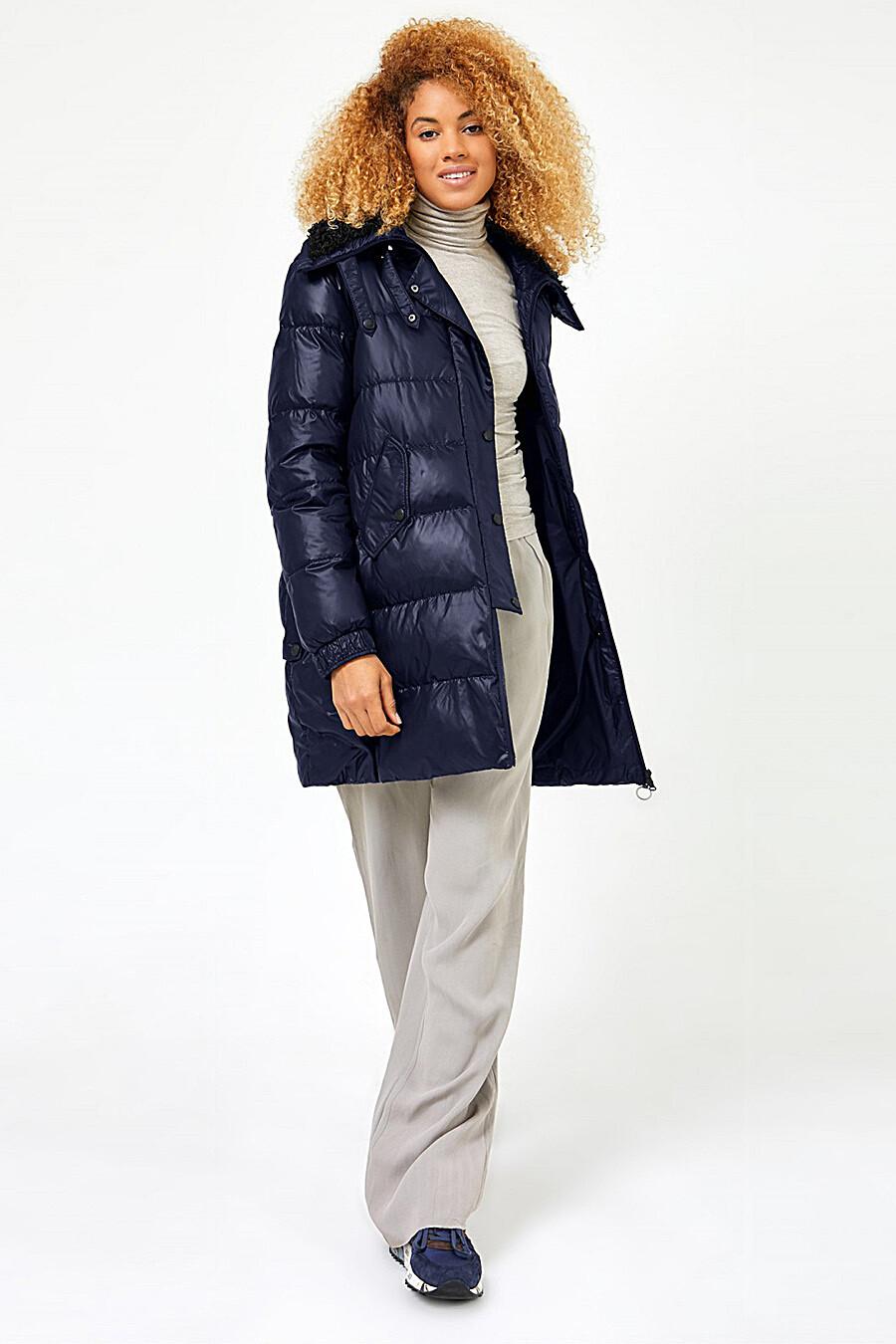 Пальто для женщин TOM FARR 148437 купить оптом от производителя. Совместная покупка женской одежды в OptMoyo