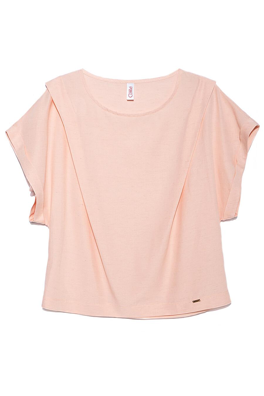Блуза для женщин CONTE ELEGANT 148648 купить оптом от производителя. Совместная покупка женской одежды в OptMoyo