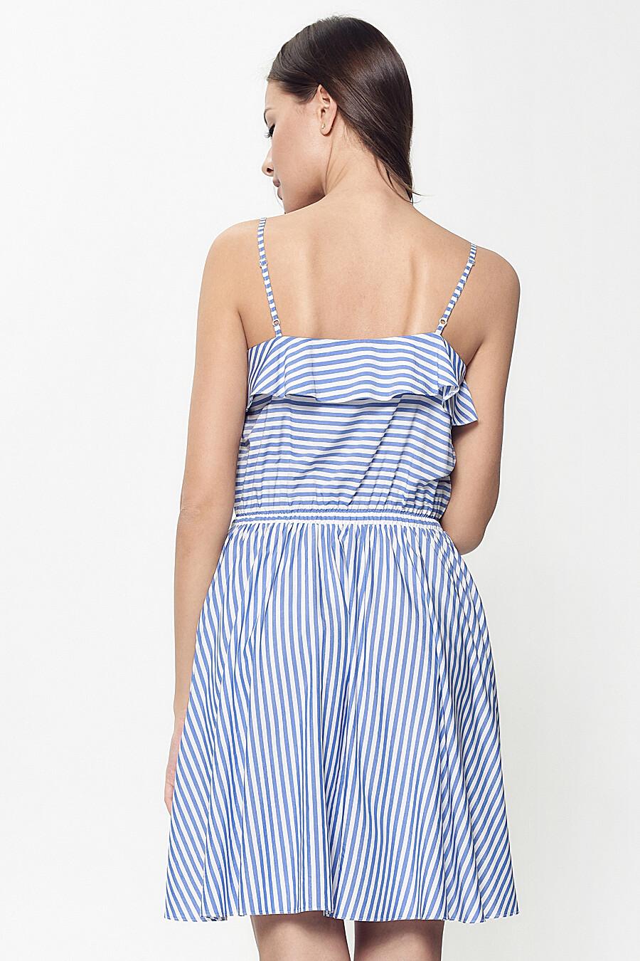 Платье для женщин CONTE ELEGANT 148656 купить оптом от производителя. Совместная покупка женской одежды в OptMoyo