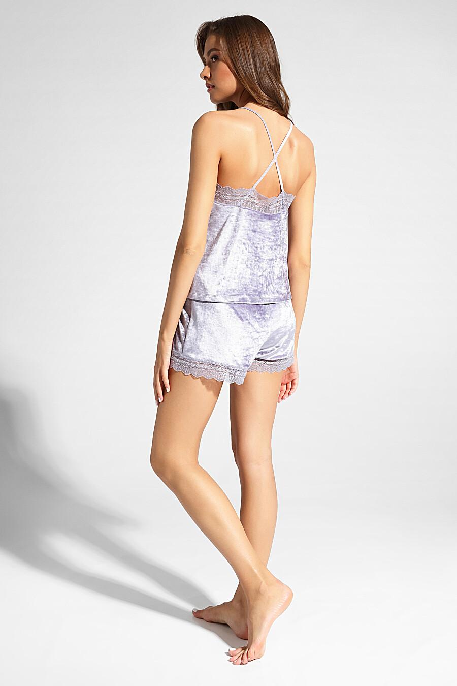 Топ для женщин CONTE ELEGANT 148711 купить оптом от производителя. Совместная покупка женской одежды в OptMoyo