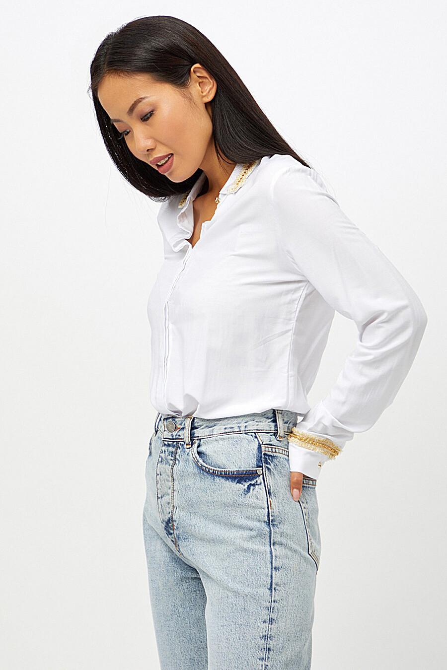 Блуза для женщин TOM FARR 149763 купить оптом от производителя. Совместная покупка женской одежды в OptMoyo
