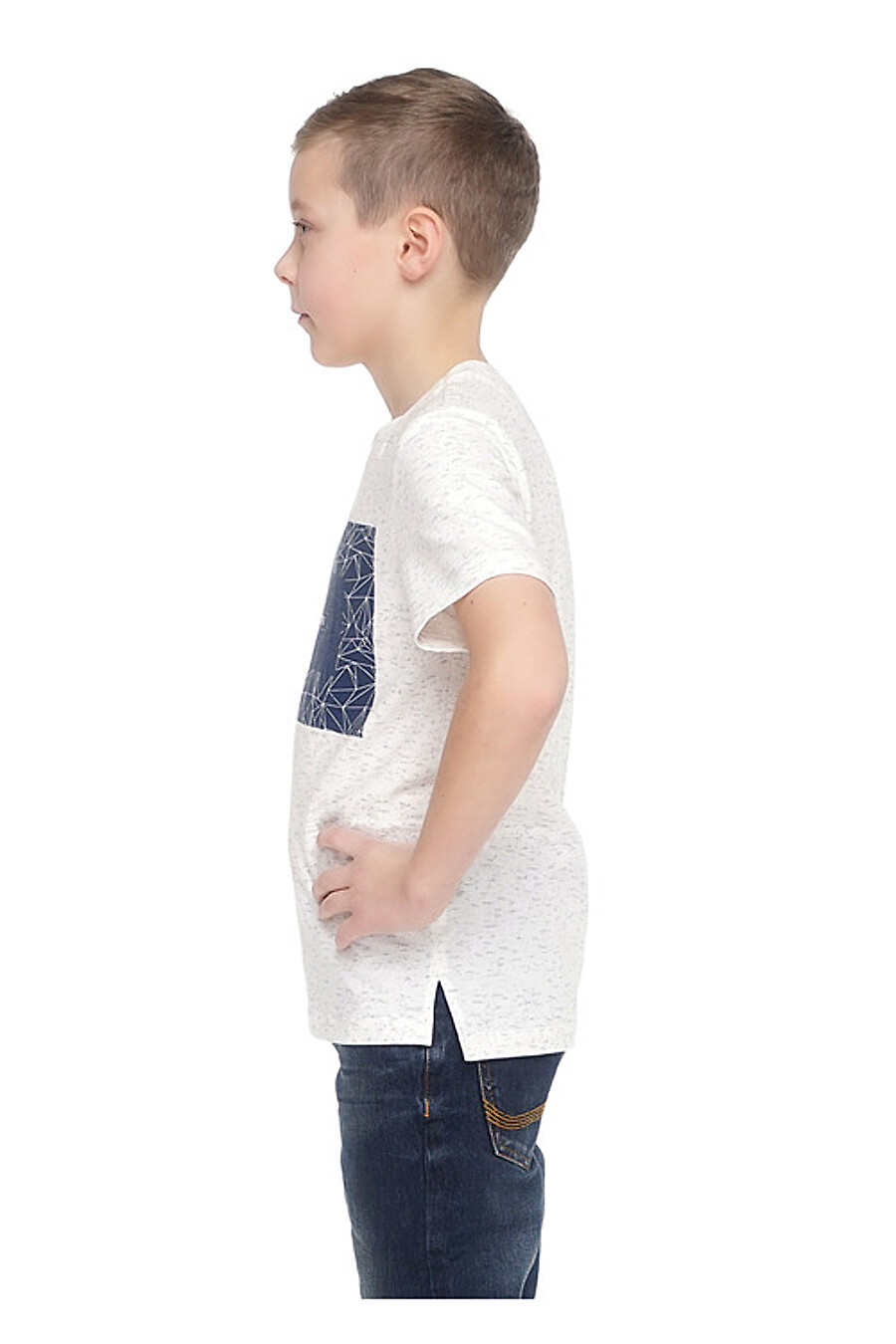 Футболка для мальчиков CLEVER 155090 купить оптом от производителя. Совместная покупка детской одежды в OptMoyo