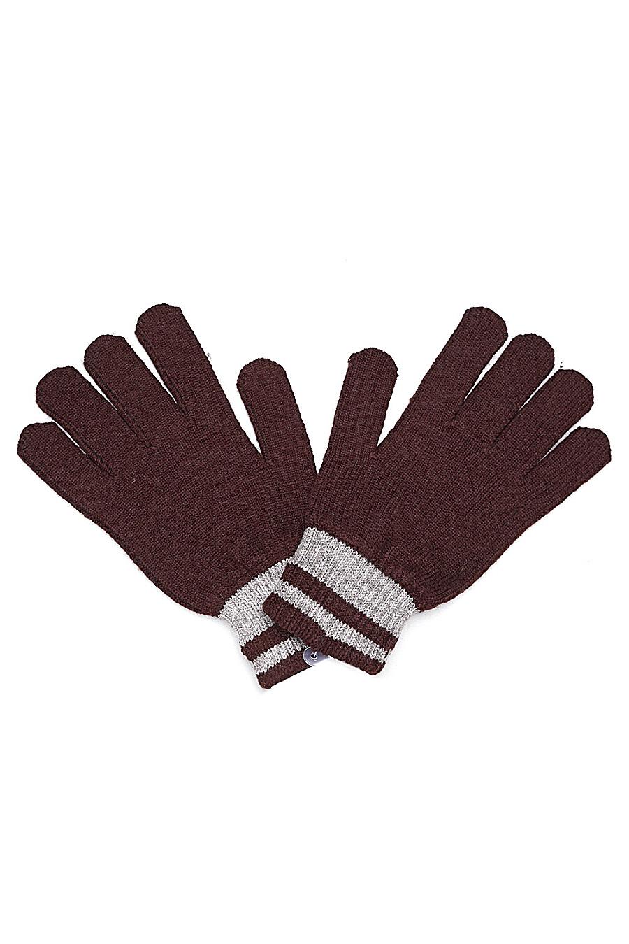 Перчатки для мужчин CLEVER 155105 купить оптом от производителя. Совместная покупка мужской одежды в OptMoyo