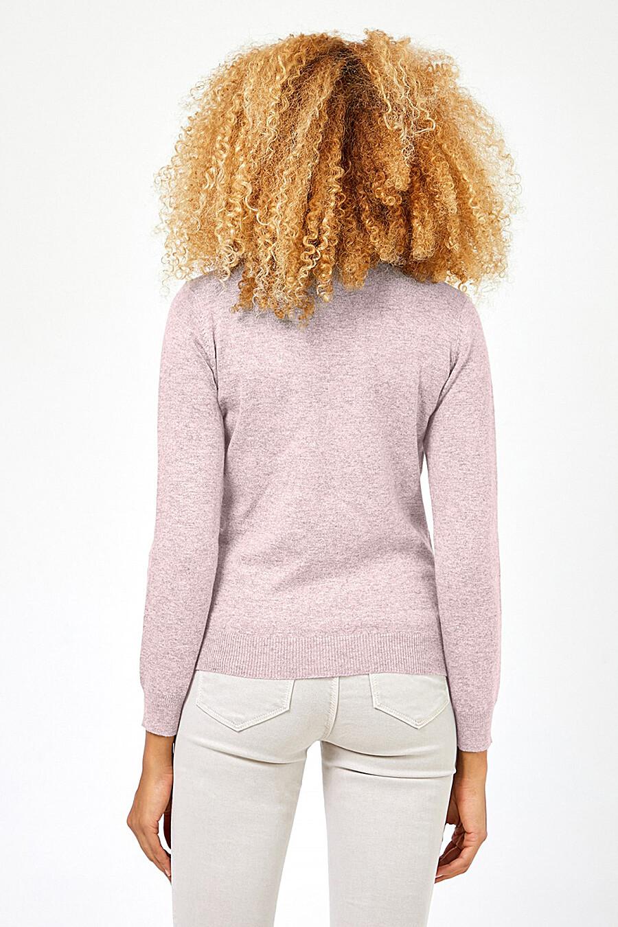 Джемпер для женщин TOM FARR 155119 купить оптом от производителя. Совместная покупка женской одежды в OptMoyo