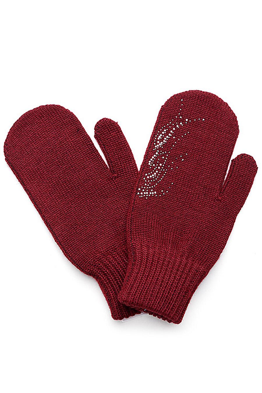 Варежки для женщин CLEVER 155142 купить оптом от производителя. Совместная покупка женской одежды в OptMoyo