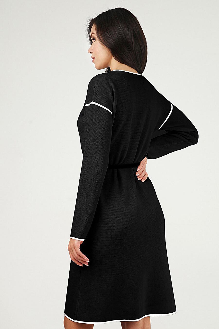 Платье для женщин TOM FARR 155143 купить оптом от производителя. Совместная покупка женской одежды в OptMoyo