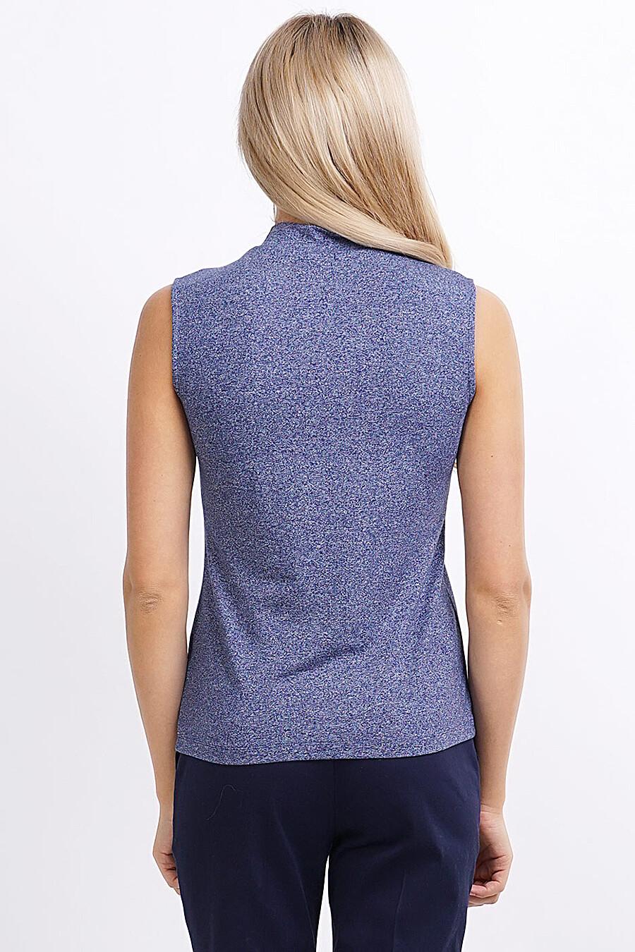 Топ для женщин CLEVER 155181 купить оптом от производителя. Совместная покупка женской одежды в OptMoyo